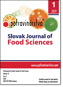 Potravinarstvo Slovak Journal of Food Sciences